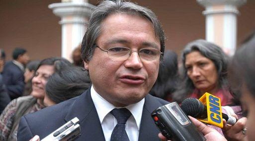 Walter alb n peralta ser el nuevo ministro del interior for Nuevo ministro del interior peru