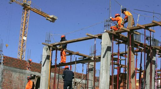 Sector construcci n crecer 6 8 en el 2014 seg n la ccl - Empresas de construccion en madrid ...