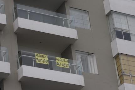 Se incrementa la demanda por alquilar inmuebles en lima for Busco piso en alquiler en sevilla capital