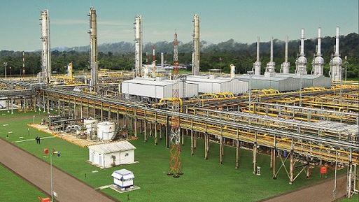 La producción acumulada de hidrocarburos líquidos a noviembre del 2014 fue de 57.6 millones de barriles.