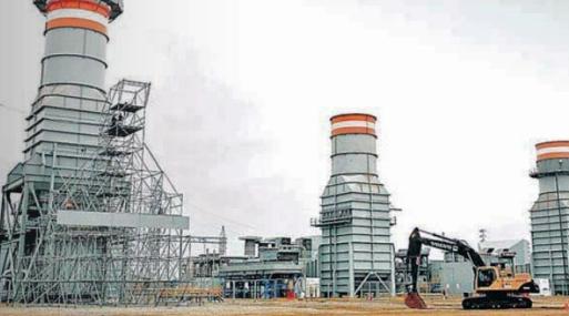 La Central Termoeléctrica Fénix se ubica en la zona de Chilca al sur de Lima. (Foto referencial).