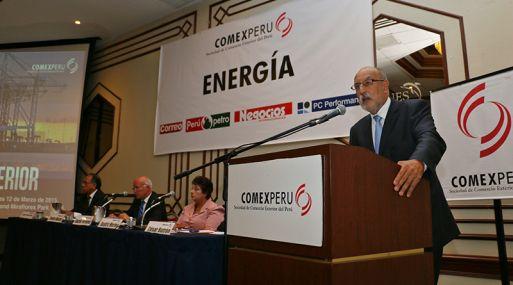 """""""El 2018 entraría en operación el Gasoducto del Sur Peruano"""", dijo el ministro Mayorga."""