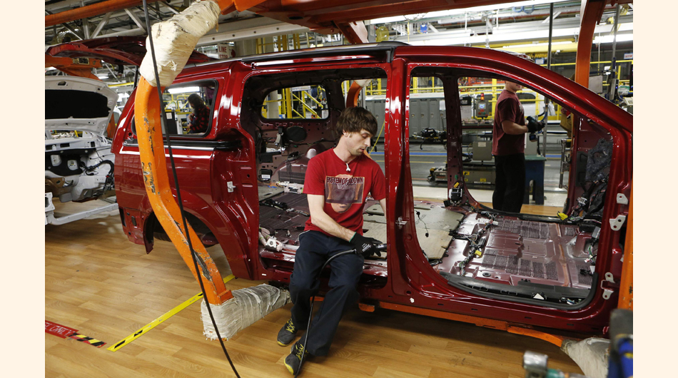 Fiat, planta de ensamblaje, Ontario