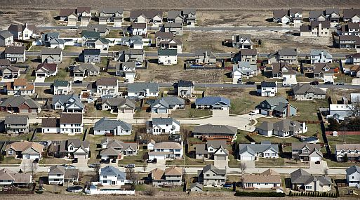 Las solicitudes de hipotecas de US$1 millón a US$5 millones para comprar viviendas aumentaron un 16% interanual en enero. (Bloomberg)