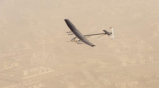 Solar Impulse estuvo detrás de la primera aeronave capaz de volar día y noche sin combustible. (Foto: Reuters)