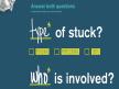 Aplicación Unstuck