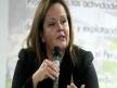 Ministra Rosa María Ortíz.