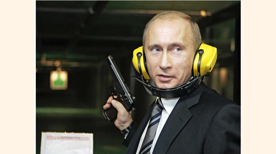 Rusia, presidente