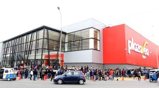 Supermercados Peruanos lamentó hechos ocurridos en Plaza Vea de Chiclayo.