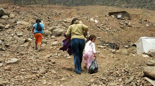 """""""La inversión genera el trabajo que requiere la gente y eso reduce la pobreza"""", dijo Martín Pérez de la Confiep."""