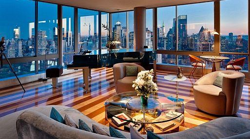 Los propietarios de departamentos en Manhattan están cosechando altos retornos cuando venden en marcos temporales breves.