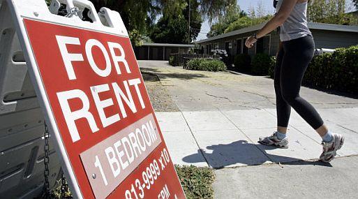 La principal razón es que más personas tratan de alquilar un apartamento. (Foto: AP)