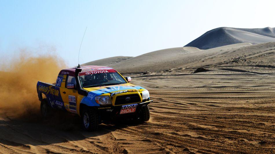Rally Dakar, Rally Dakar 2016