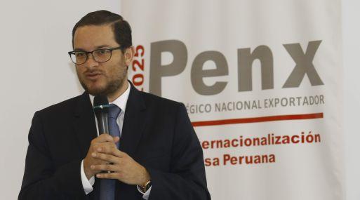 El viceministro Edgar Vásquez participará en conversaciones con autoridades de Brasil.