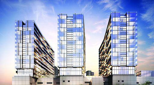 Onex Corp., firma de capital privado de Canadá, planea construir 795 condominios en un proyecto llamado Grand en Nueva York.