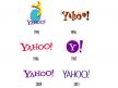 Yahoo dejó su logotipo juguetón en 2013 para una más profesional, cartas racionalizados. (Foto: businessinsider)