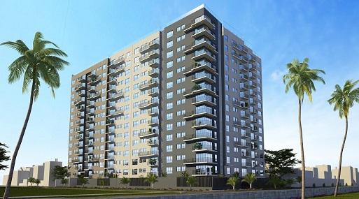 El proyecto residencial Costanera 25 de Actual Inmobiliaria tendrá 236 departamentos.