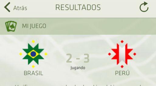 La app Pronóstica Chile 2015 es una plataforma que permitirá hacer pronósticos de los partidos.