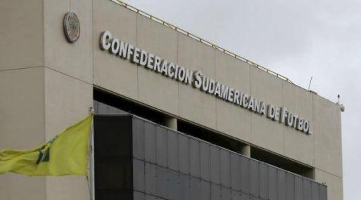 Edificio de Conmebol en Asunción, Paraguay. (Foto: Reuters)