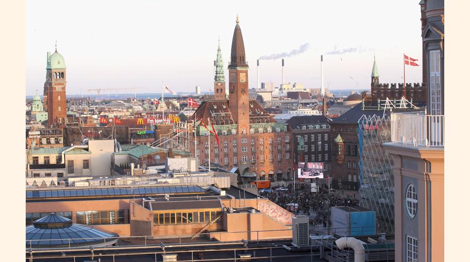 Dinamarca, Copenhague, ecologia
