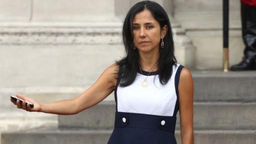 Nadine Heredia deberá dar cuenta de sus nexos con el otrora asesor de su esposo. (Foto: USI)