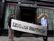 Lehman Brothers anunció en setiembre del 2008 la que es hasta ahora la mayor quiebra empresarial de la historia.