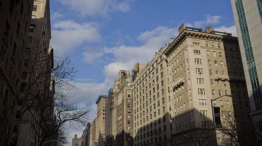 El precio récord medio anterior de un departamento en Manhattan fue de US$ 1.77 mln en el primer trimestre de 2014. (Bloomberg)