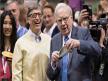 Bill Gates y Warren Buffett recomiendan sus libros favoritos. (Foto: Bloomberg)