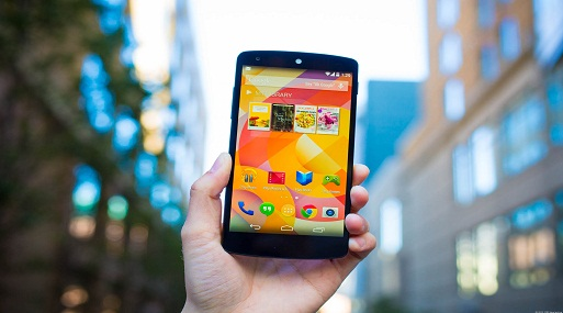 Se dice que Google lanzará sus teléfonos Nexus en dos tamaños diferentes este año.