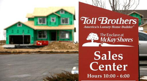 Las ventas de casas nuevas aumentaron un 23.1% en el nordeste de EE.UU. (Foto: Reuters)