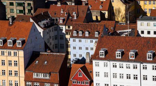 Los precios de la propiedad en Copenhague han subido entre 40% y 60% desde mediados del 2012. (Bloomberg)