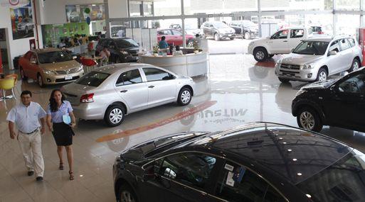 Los aumentos en el sector automotor no serán muy alentadores por la actual coyuntura del mercado. (Foto: LDC)