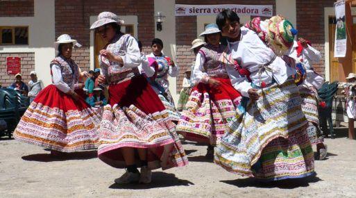 Danza watiti. (Foto: TV Perú)