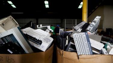 La basura electrónica de su empresa puede volverse en su contra