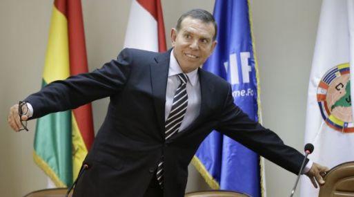 Eugenio Figueredo. (Foto: AP)