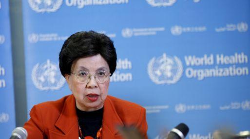 Directora general de la OMS, Margaret Chan. (Foto: Reuters)