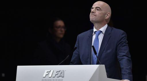 La FIFA eligió este viernes en Zúrich al italo-suizo Gianni Infantino como sucesor de Joseph Blatter. (AFP)
