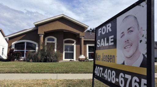 Las ventas pendientes de casas se convierten en ventas concretas después de uno o dos meses.