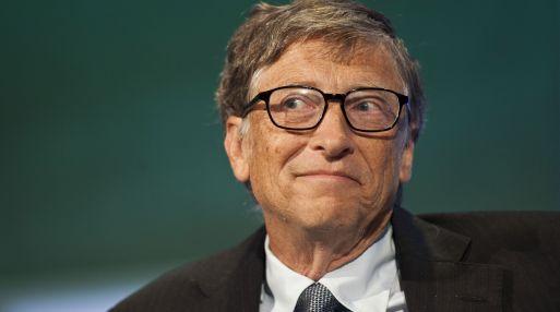 El estadounidense Bill Gates es el hombre más rico del planeta.
