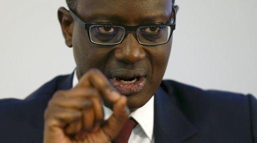 El presidente ejecutivo de Credit Suisse, Tidjane Thiam, afirmó que su banco solo persigue activos legales. (Foto: Reuters)