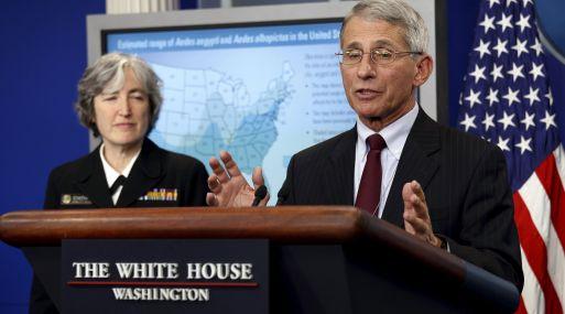 Anthony Fauci, director del Instituto Nacional de Alergia y Enfermedades Infecciosas de Estados Unidos. (Foto: Reuters)