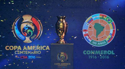 La Copa América Centenario comienza el 3 de junio cuando el anfitrión EE.UU. enfrente a Colombia.