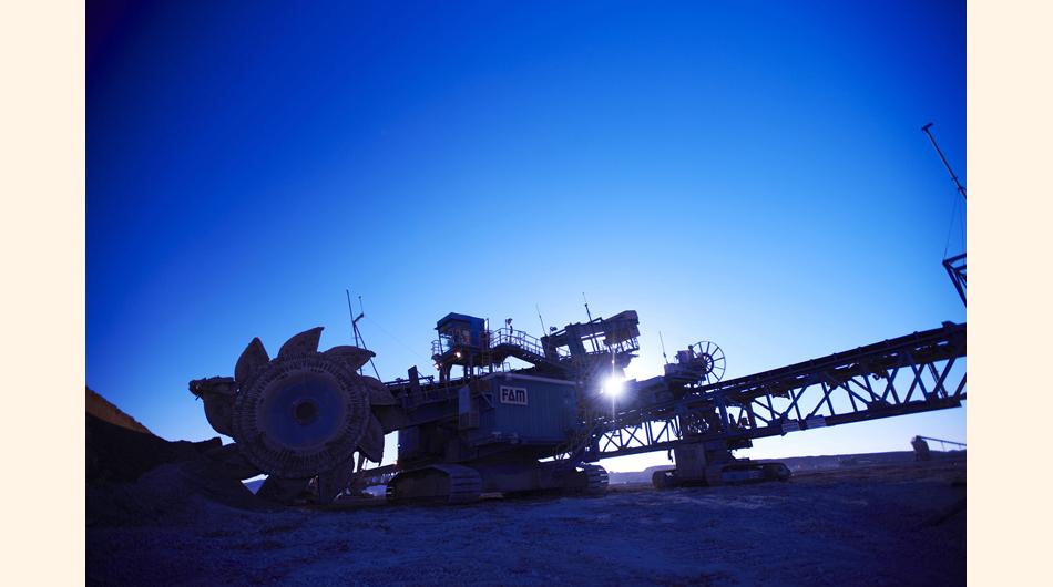 minería, Empresas mineras