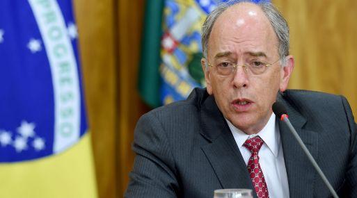 Pedro Parente, presidente ejecutivo de la petrolera brasileña Petrobras. (AFP)
