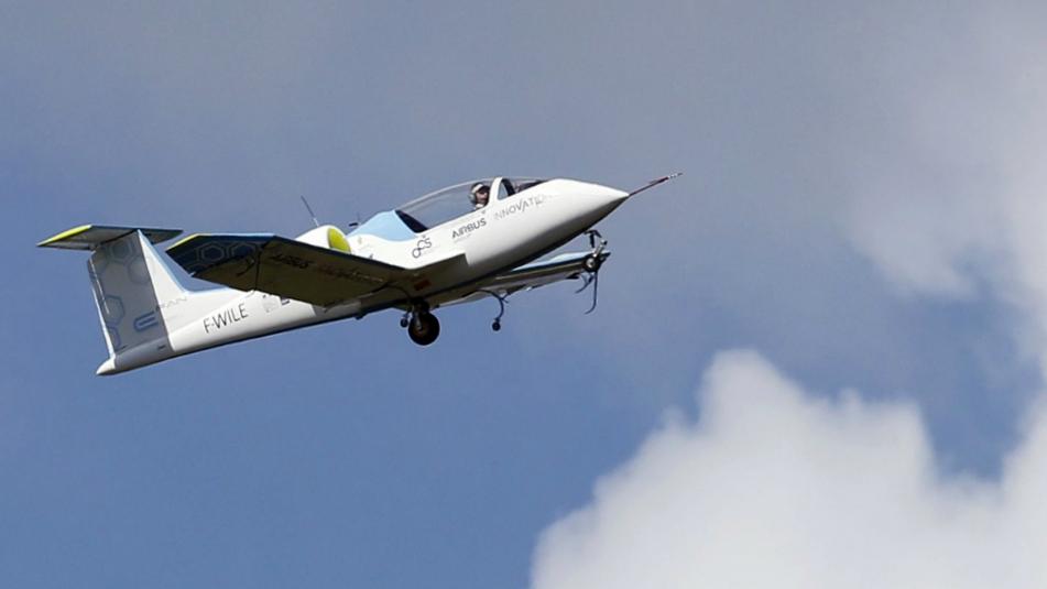 Solar Impulse 2, energía solar