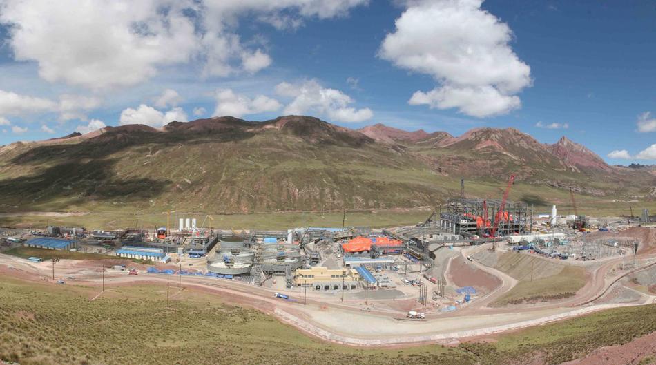 Minería, compañías, inversión