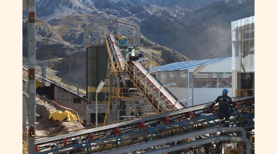 Minería, inversión, compañías