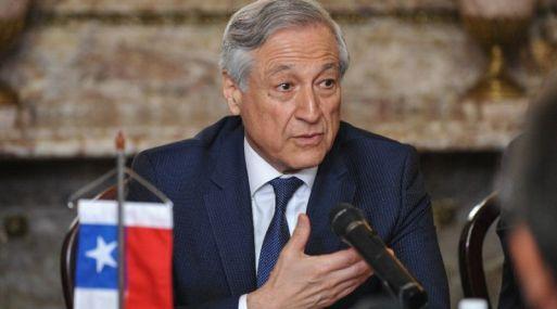 Heraldo Muñoz, ministro de Relaciones Exteriores de Chile. (AFP)