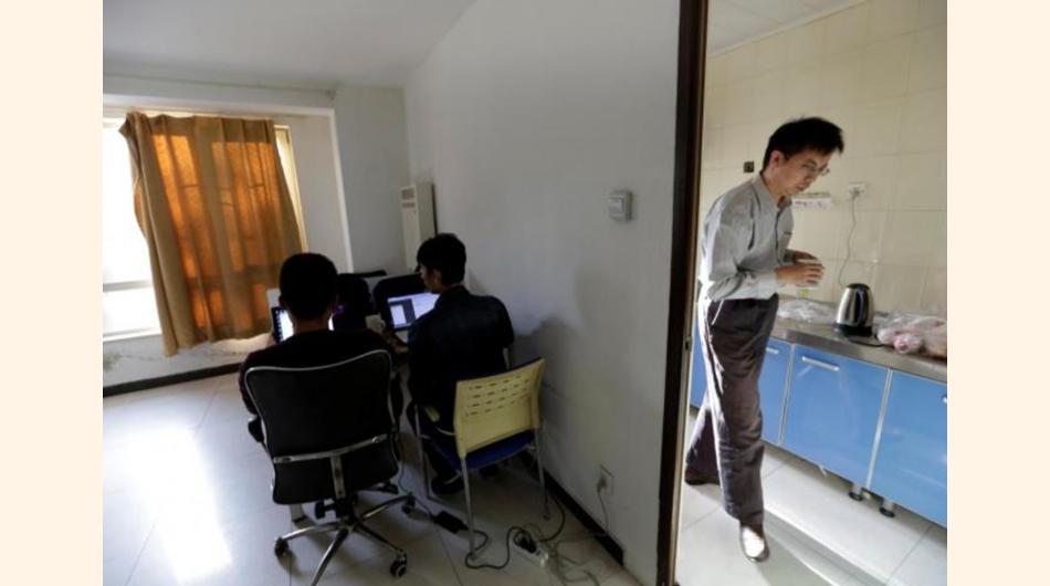 china, trabajadores