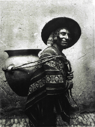 Martín Chambi, Fotografía, Perú